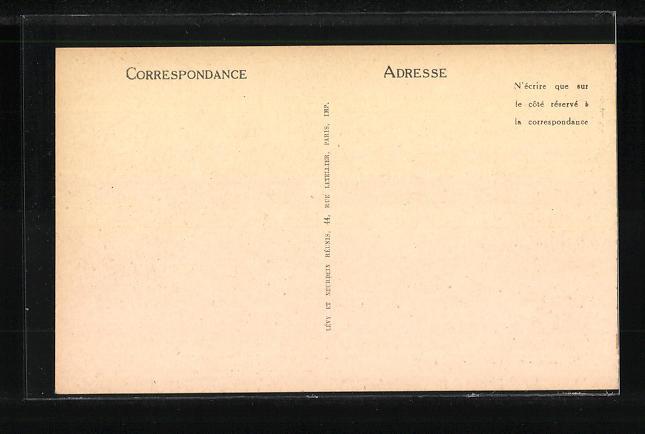 AK Epinay-sur-Seine, Place J. Blumenthal, Poste et Salle des Fetes 1