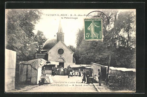 AK Clichy-sous-Bois, Notre-Dame-des-Anges 0