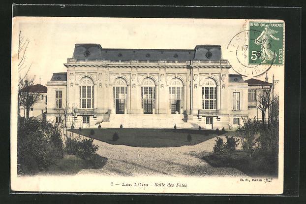 AK Les Lilas, Salle des Fetes