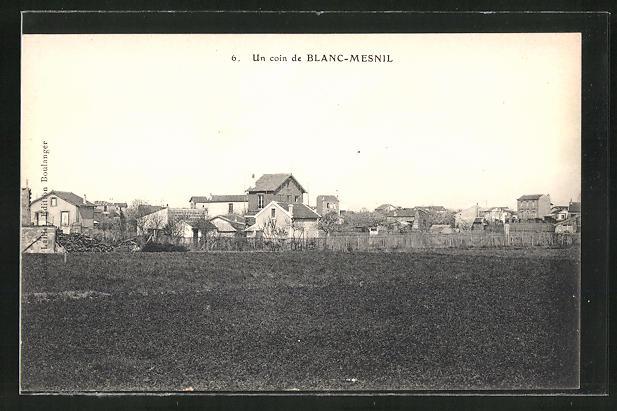 AK Blanc-Mesnil, Panorama 0