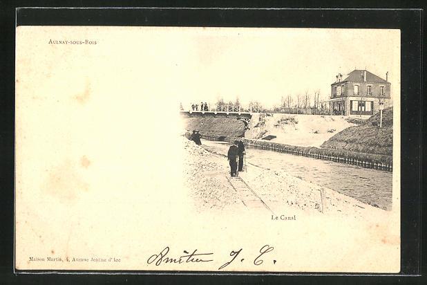 AK Aulnay-sous-Bois, Le Canal 0