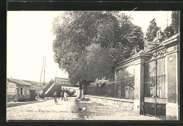 AK Stains, Rue des Parcuzets 0
