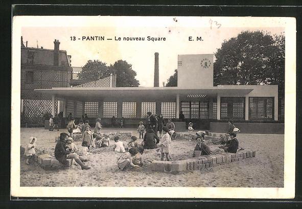 AK Pantin, Le nouveau Square 0