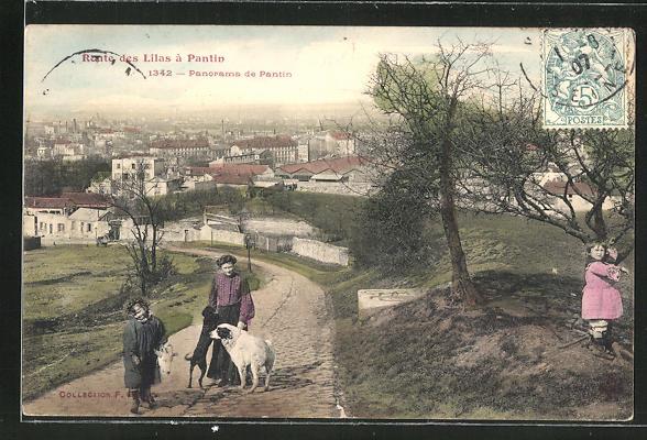 AK Pantin, Panorama 0