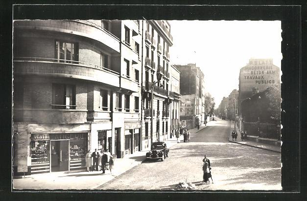 AK Pantin, Rue Jules Auffret