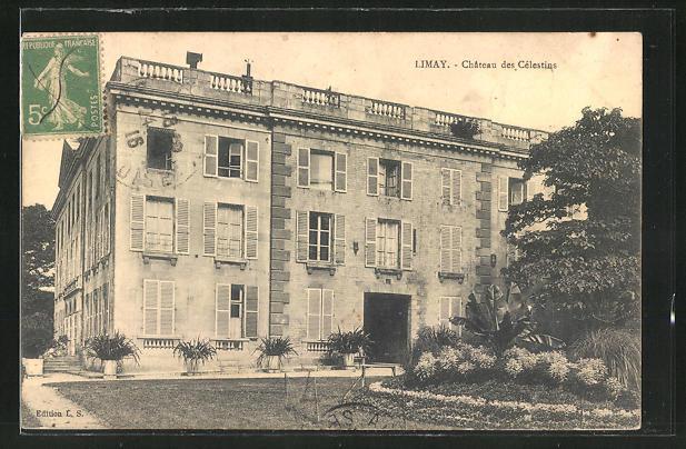 AK Limay, Chateau des Celestins