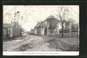 AK Toussus-le-Noble, Villa Landolf