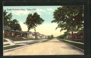 AK Tulsa, OK, South Baltimore Ave