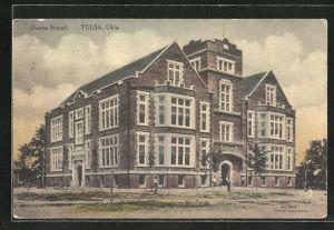 AK Tulsa, OK, Owens School