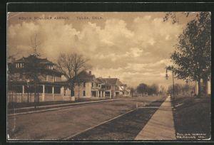 AK Tulsa, OK, South Boulder Avenue