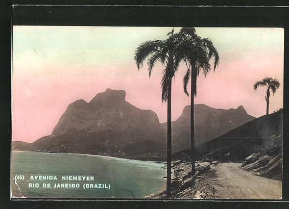 AK Rio de Janeiro, Avenida Neimeyer