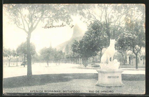 AK Rio de Janeiro, Avenida Beira-Mar, Botafogo
