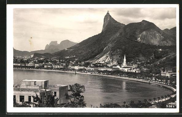 AK Rio de Janeiro, Paria de Botafago, Botafago-Bucht