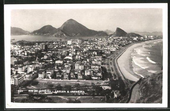 AK Rio de Janeiro, Leblon e Ipanema