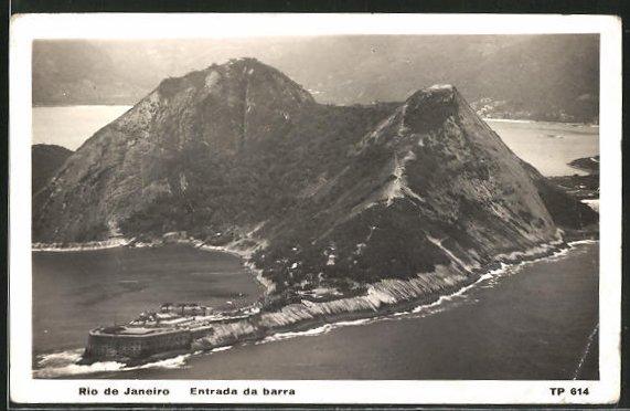 AK Rio de Janeiro, Entrada da barra
