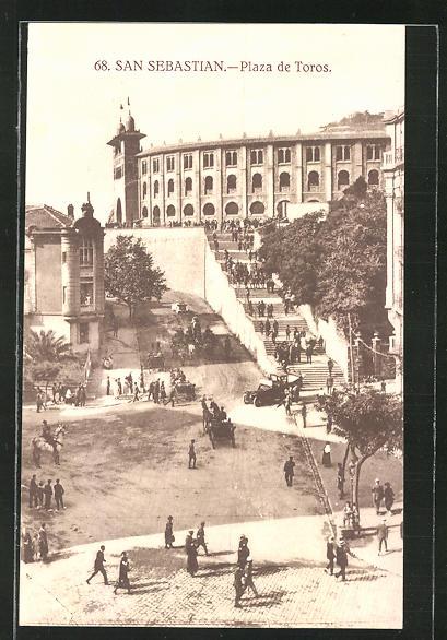 AK San Sebastian, Plaza de Toros
