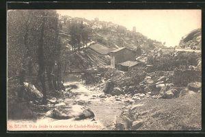 AK Bejar, Vista desde carretera de Ciudad-Rodrigo