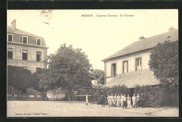 AK Bernay, Caserne Turreau, la Cantine