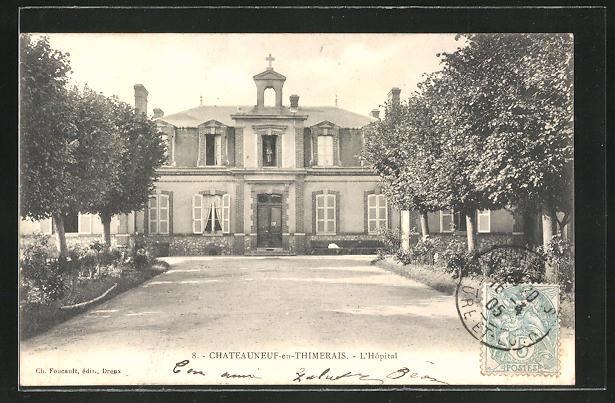 AK Chateauneuf-en-Thimerais, L'Hopital