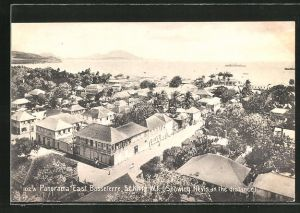 AK East Basseterre, Panorama