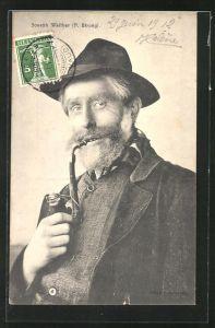 AK Mézières, Théatre du Jorat, Joseph Walther