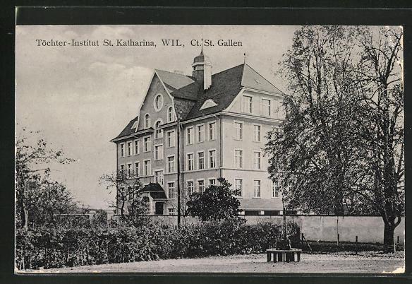 AK Wil, Partie am Töchter-Institut St. Katharina