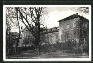 AK Sondershausen, Partie an der Luftwaffen-Musikschule