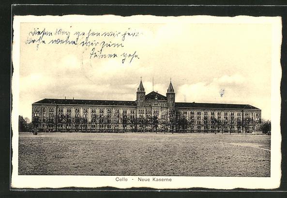 AK Celle, Neue Kaserne