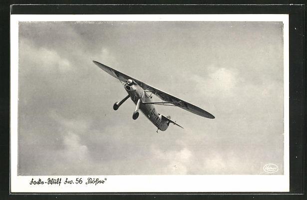 AK Focke-Wulf Fw 56