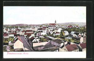 AK Fürstenwalde / Spree, Totalansicht