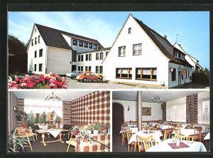 AK Bleiwäsche, Hotel Waldhaus Fischer