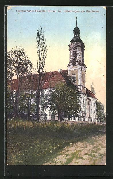 AK Ueberlingen am Bodensee, Cistercienser-Propstei Birneu