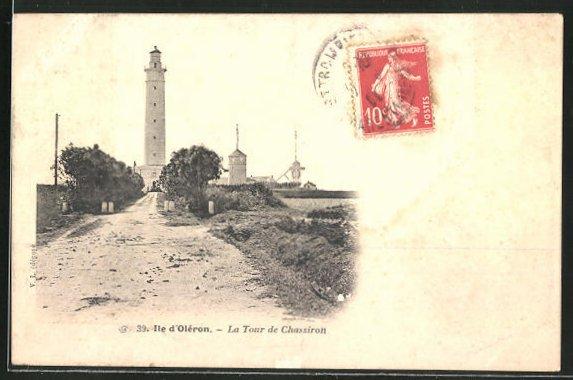 AK Ile d'Oléron, La Tour de Chassiron, Leuchtturm