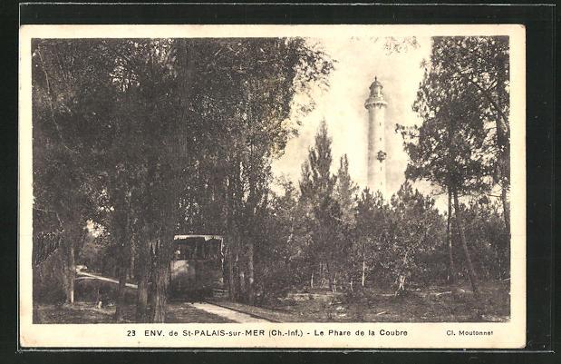 AK St-Palais-sur-Mer, Le Phare de la Coubre, Leuchtturm