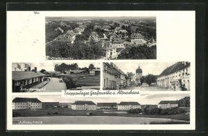AK Grafenwöhr / Altneuhaus, Truppenlager, Arbeitslager