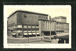 AK Ludwigshafen / Rhein, Ufa-Palast-Kino im Pfalzbau