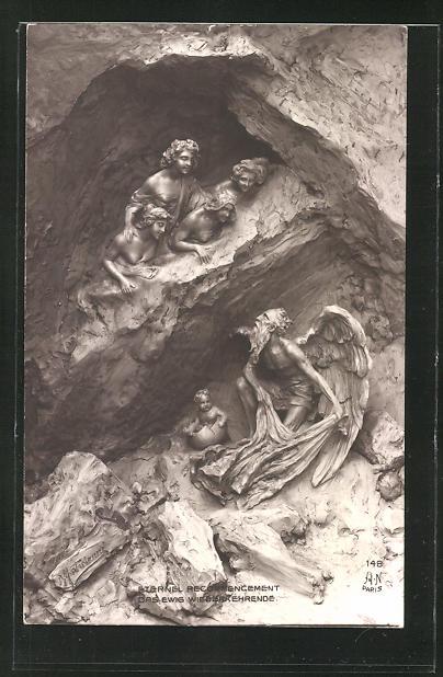 Künstler-AK Domenico Mastroianni: Das Ewig Wiederkehrende