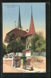 AK Burgdorf, Altes Haus am Kirchbühl