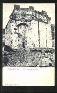 AK Gibraltar, Old Moorish Castle