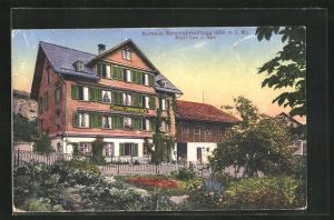 AK Zürich, Kurhaus Sennhof-Hulftegg
