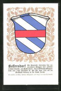 AK Bassersdorf, Das Wappen