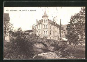 AK Delemont, Le Pont de la Maltiere