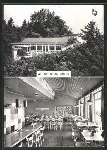 AK Hausen am Albis, Bergrestaurant Albishorn