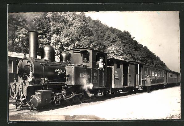 AK Schweizer Eisenbahn