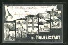 Bild zu AK Halberstadt, S...