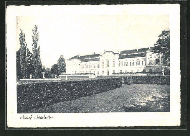 AK Schielleiten, Blick zum Schloss