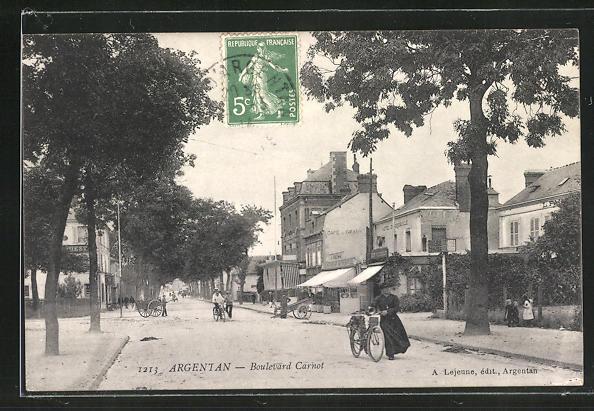 AK Argentan, Boulevar Carnot