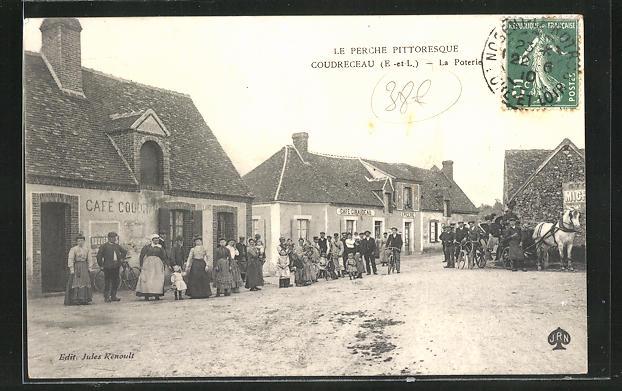 AK Coudreceau, La Poterie