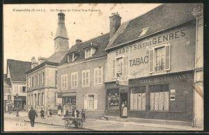 AK Courville, Un Bureau de Tabac Rue Pannard