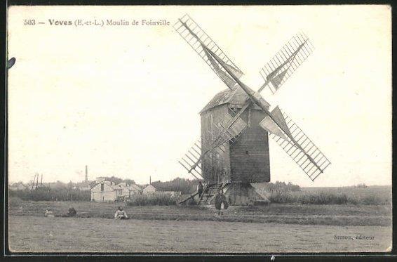 AK Voves, Moulin de Foinville